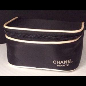 NWOT Chanel vip Storage Case